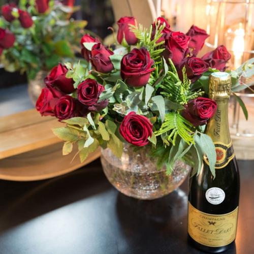 San Remo + Champagne